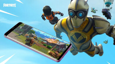Photo of El videojuego Fortnite ya está disponible para celulares Android compatibles