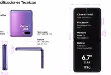 Photo of Samsung lanza al Galaxy Z Flip en el mercado local. #GalaxyZFlipPeru