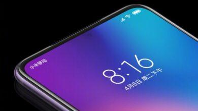 Photo of Xiaomi dice tener resuelta la cámara debajo de la pantalla (para el 2021)