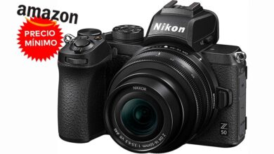 Photo of Si quieres una sin espejo sin salir de Nikon, ahora, en Amazon, tienes la Z50 con objetivo 16-50 a precio mínimo, por 858,99 euros