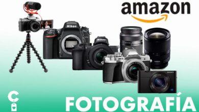 Photo of 17 ofertas en fotografía para la vuelta de las vacaciones: cámaras y objetivos Olympus, Fujifilm, Nikon, Sony o Tamron a los precios más atractivos