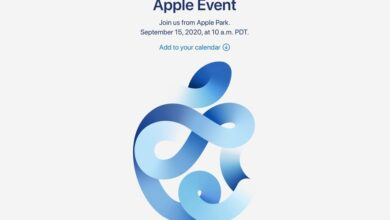 Photo of Apple anuncia su evento del iPhone 12 para el 15 de septiembre y en formato online