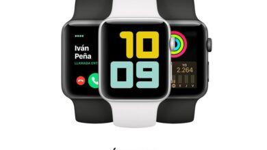 Photo of El smartwatch de Apple que arrasa en ventas baja un poco más de precio: hazte con el Apple Watch 3 por sólo 180 euros