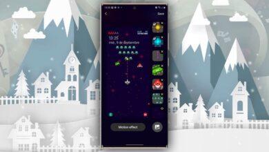Photo of Esta nueva aplicación de Samsung permite crear impresionantes fondos de pantalla animados