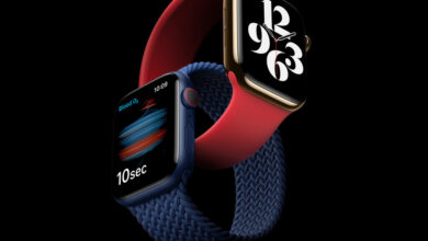 Photo of Ya lo tenemos: la comparativa entre Apple Watch Series 6, Series 5 y Series SE que desvela sus claves