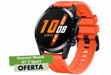 Photo of Un poquito más barato todavía: ahora en AliExpress Plaza, con el cupón SEPTIEMBRE5, el reloj deportivo Huawei Watch GT 2 Sport nos sale por sólo 118 euros