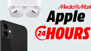 Photo of Las Apple Hours de MediaMarkt dejan los iPhone 11 Pro, SE, iPad (2019) y MacBook Air más baratos: solo hoy, 10 de septiembre