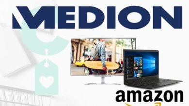 Photo of 7 portátiles Medion que puedes comprar ahora más baratos en Amazon para la vuelta a clase