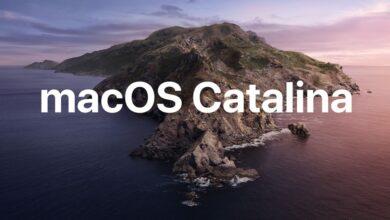 Photo of Apple lanza una actualización suplemental para macOS 10.15.6 con mejoras para la conexión Wi-Fi y iCloud Drive