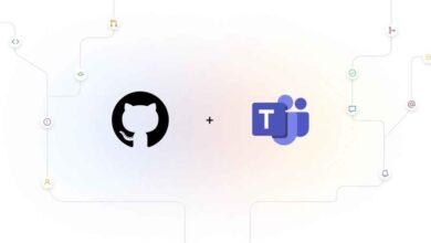 Photo of GitHub y Microsoft Teams se integran: esto es todo lo que podrás hacer desde la mensajería