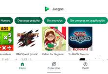 Photo of Google Play Games te permite descubrir juegos gratuitos, sin anuncios y sin compras: así son sus filtros