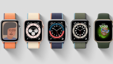 Photo of El Apple Watch Series 6 estrena nuevos watchfaces y correas