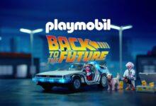 Photo of Aviso a nostálgicos de los 80s: Regreso al Futuro de Playmobil o Star Wars de Lego rebajadísimos en Amazon