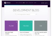 Photo of Cómo crear un blog sin necesidad de base de datos usando Grav
