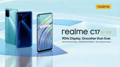 Photo of El Realme C17 aparece filtrado con pantalla de 90 Hz, cuádruple cámara y Snapdragon 460, entre otras características