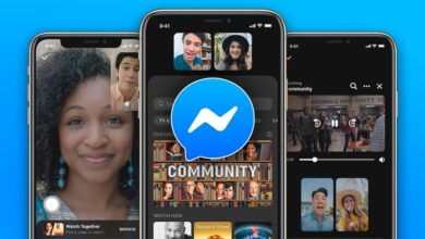 Photo of Reproducir vídeos en Messenger para verlos con amigos: así es el nuevo 'Watch together' de Facebook