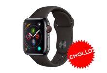 Photo of ¿Quieres un Apple Watch con conectividad 4G a precio de chollo? Desde la app de eBay con el cupón PTECH5, tienes el Series 4 de 40mm por sólo 389,49 euros