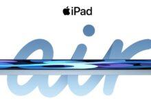 Photo of iPad Air de cuarta generación: chip A14 Bionic, Touch ID y compatibilidad con accesorios Pro