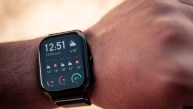 Photo of Amazfit GTS: el reloj inteligente de Xiaomi con 'estética Apple Wacth' y dos semanas de autonomía que puedes comprar por menos de 95 euros