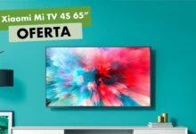 Photo of El televisor 4K de Xiaomi, con 65 pulgadas y Android TV tiene esta semana un superdescuento de 100 euros en MediaMarkt