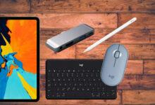 Photo of Haz de tu iPad un dispositivo productivo: 22 accesorios con los que trabajar más y mejor con la tableta de Apple