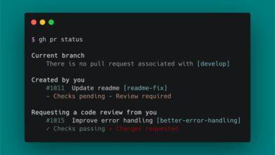 Photo of GitHub lanza GitHub CLI 1.0.0, su aplicación oficial de línea de comandos multiplataforma