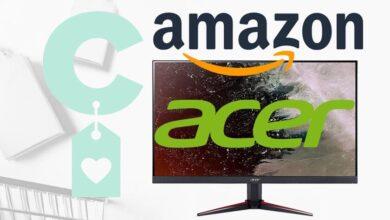 Photo of 9 monitores Acer para estudiar o teletrabajar que Amazon nos ofrece a precios ajustados esta semana