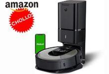 Photo of Chollazo: uno de los robots aspirador más punteros de iRobot, el Roomba i7+, tiene una rebaja de 350 euros en Amazon