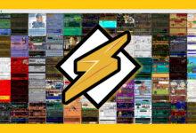 Photo of No hay mejor ni mayor homenaje a Winamp que esta web con 65.000 skins
