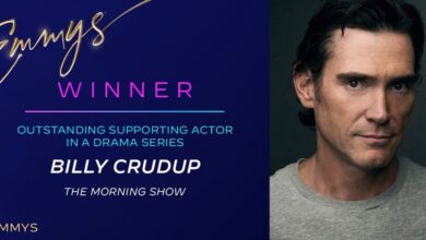 Photo of Apple TV+ se lleva un emmy por el papel de Billy Crudup como actor secundario en 'The Morning Show'