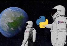 Photo of Microsoft y la NASA lanzan tres cursos para enseñar cómo usar Python y machine learning en las misiones espaciales