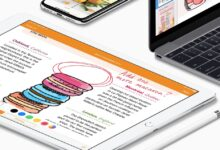 Photo of iWork se actualiza en iOS y iPadOS con reconocimiento de escritura y varias mejoras individuales