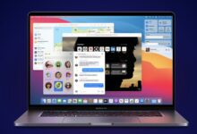 Photo of Apple libera la beta número 8 de macOS Big Sur