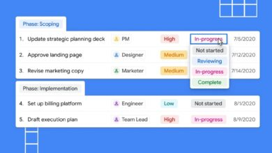 Photo of Google lanza Tables, una herramienta gratuita de gestión automatizada de proyectos que rivalizará con Airtable, Trello o Notion