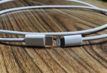 Photo of Vuelve el cable Lightning trenzado: un 'leaker' filtra fotos del cable que vendrá en el iPhone 12