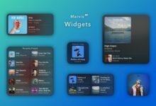 Photo of Marvis Pro, el reproductor alternativo para Apple Music, se actualiza con nuevos widgets para iOS 14