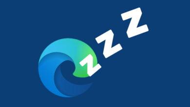 Photo of Las 'pestañas durmientes' de Microsoft Edge reducen el consumo de RAM en un 26%, según la compañía