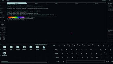 Photo of eDEX-UI: una terminal para Windows, Linux y macOS que parece sacada de una película de ciencia ficción sobre hackers