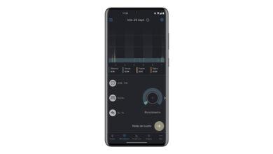 Photo of Con esta app puedes saber si roncas al dormir, cómo de fuerte lo haces y grabar su sonido