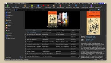Photo of Disponible Calibre 5.0: la nueva versión del gestor de ebooks nos trae al fin modo oscuro, resaltado, mejor buscador al leer y más