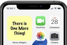 Photo of Sticky Widgets: la app de Notas adhesivas del Mac llega al iPhone y al iPad