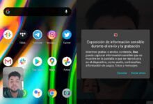 Photo of Google Duo ya permite compartir la pantalla durante una videollamada: así funciona