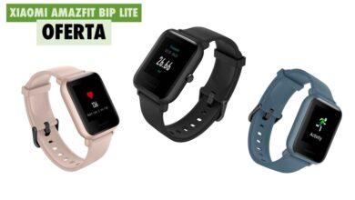 Photo of Amazfit Bip Lite, el smartwatch de Xiaomi con más de 1 mes de autonomía, rebajadísimo en Phone House: por 34,99 euros