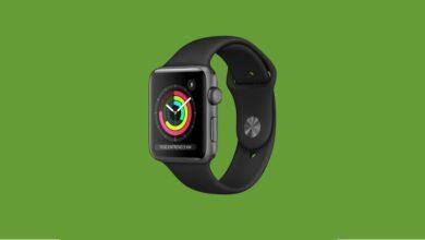Photo of Apple Watch Series 3 en oferta por 170,99 euros: llévate hoy uno de los mejores relojes inteligentes con 48 euros de descuento