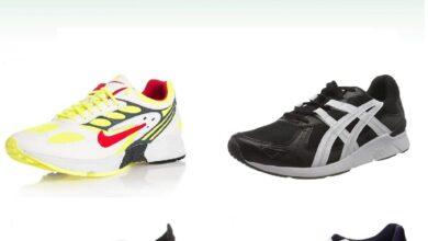 Photo of Chollos en tallas sueltas de zapatillas Asics y Nike por menos de 40 euros en Amazon