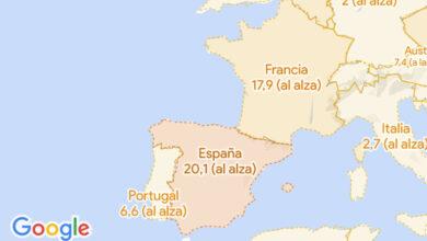 Photo of Google Maps: cómo ver el número de casos de COVID-19 superpuesto en el mapa