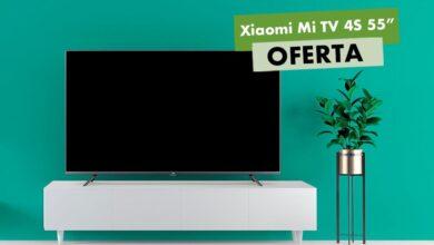 Photo of Más barata que nunca: la Xiaomi Mi TV 4S de 55 pulgadas, te sale por unos ajustados 377 euros en el Día sin IVA de MediaMarkt
