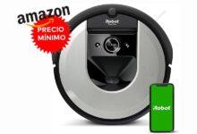 Photo of Más barato todavía: ahora Amazon te deja el robot aspirador de gama alta Roomba i7156 a su precio más bajo hasta la fecha, por sólo 478,51 euros