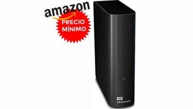 Photo of En Amazon, igualando oferta de MediaMarkt, tienes los 10 TB del disco duro de sobremesa WD Elements Desktop a precio mínimo, por 172,73