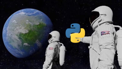 Photo of Microsoft y la NASA lanzan tres cursos para enseñar cómo usar Python y machine learning en las misiones espaciales